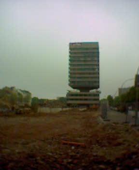 Als Architektur noch Bierglas war: Das Astra-Hochhaus an der Bernhard-Nocht-Straße