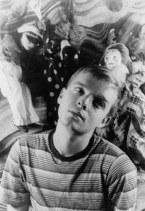 So muss ein Schriftsteller aussehen (findet Morrissey auch): der junge Truman Capote