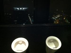 immer noch: toilette im 20up